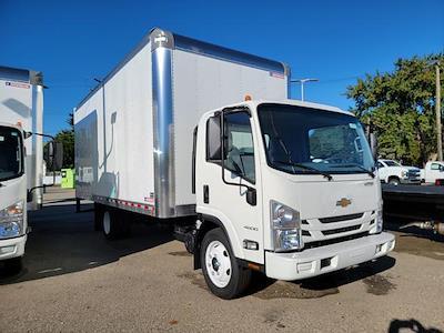 2021 LCF 4500 Regular Cab 4x2,  Morgan Truck Body Dry Freight #513941 - photo 1