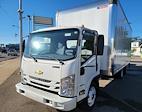 2021 LCF 4500 Regular Cab 4x2,  Morgan Truck Body Dry Freight #513941 - photo 3
