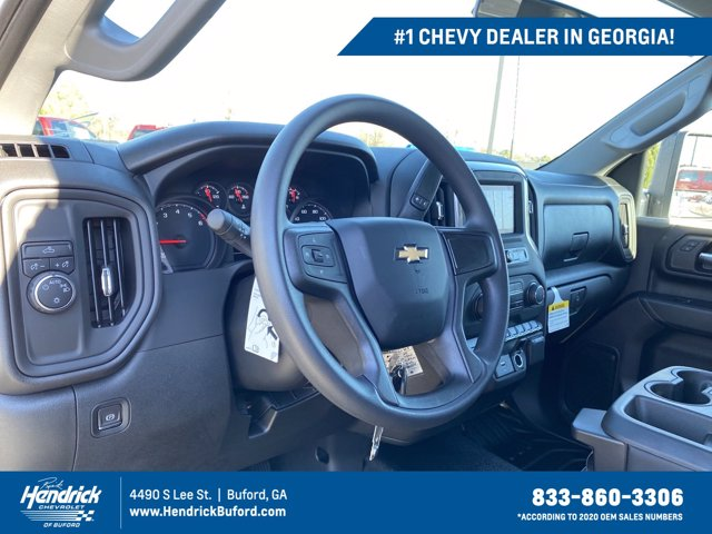 2020 Chevrolet Silverado 2500 Crew Cab 4x2, Reading Service Body #CL02903 - photo 1
