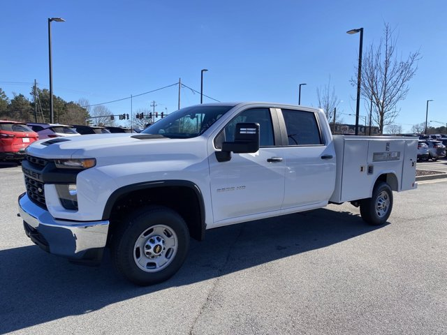2020 Chevrolet Silverado 2500 Crew Cab 4x2, Reading SL Service Body #CL02903 - photo 13