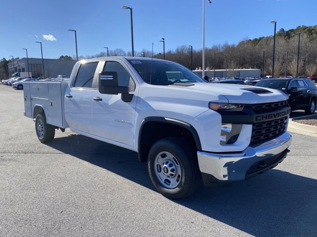 2020 Chevrolet Silverado 2500 Crew Cab 4x2, Reading SL Service Body #CL02903 - photo 17