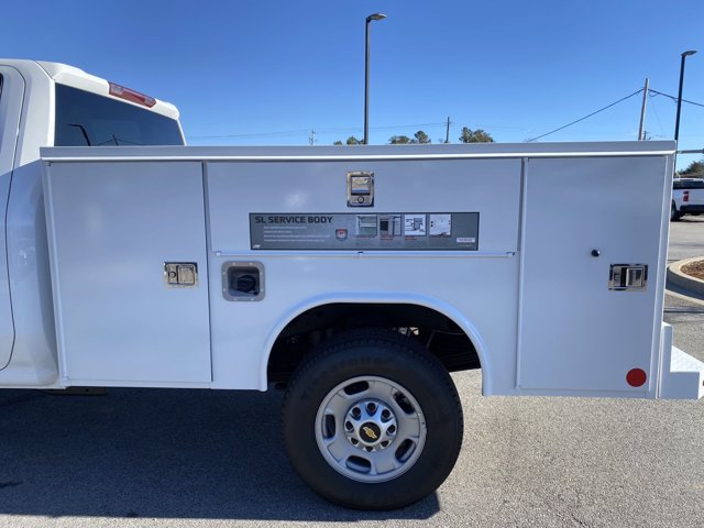 2020 Chevrolet Silverado 2500 Crew Cab 4x2, Reading SL Service Body #CL02903 - photo 22