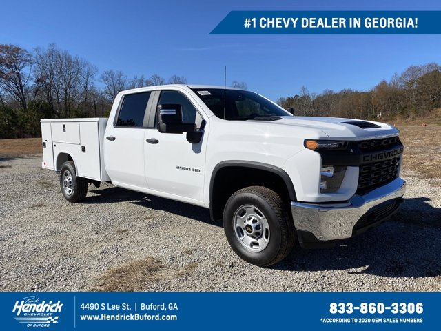 2020 Chevrolet Silverado 2500 Crew Cab 4x2, Reading Service Body #CL03267 - photo 1