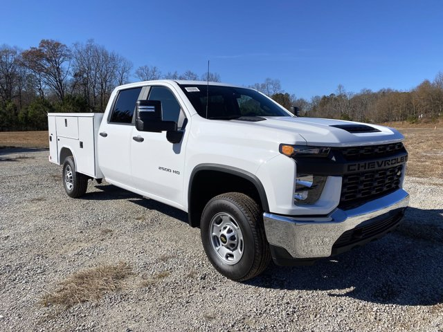 2020 Chevrolet Silverado 2500 Crew Cab 4x2, Reading SL Service Body #CL03267 - photo 6