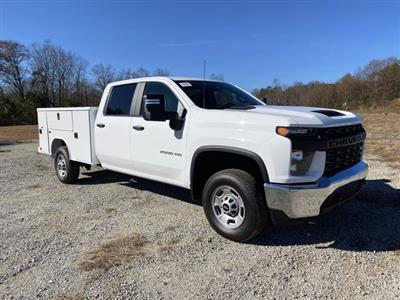 2020 Chevrolet Silverado 2500 Crew Cab 4x2, Reading SL Service Body #CL03267 - photo 3