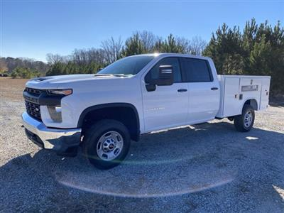 2020 Chevrolet Silverado 2500 Crew Cab 4x2, Reading SL Service Body #CL03267 - photo 8