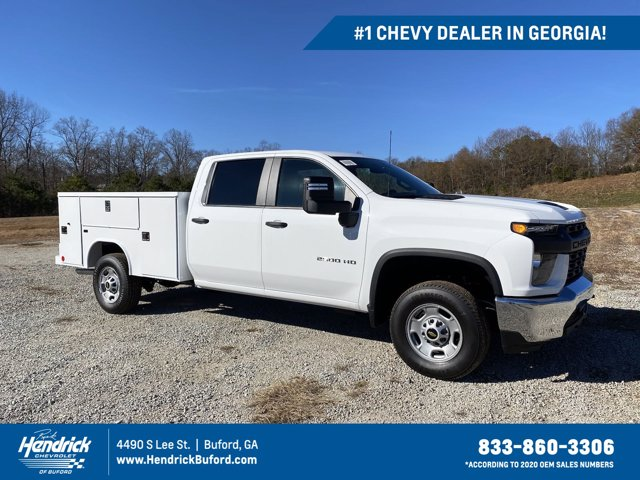 2020 Chevrolet Silverado 2500 Crew Cab 4x2, Reading Service Body #CL04094 - photo 1