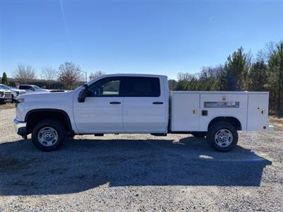2020 Chevrolet Silverado 2500 Crew Cab 4x2, Reading SL Service Body #CL04094 - photo 4