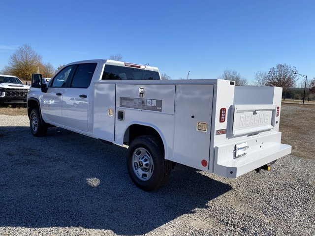 2020 Chevrolet Silverado 2500 Crew Cab 4x2, Reading SL Service Body #CL04177 - photo 2