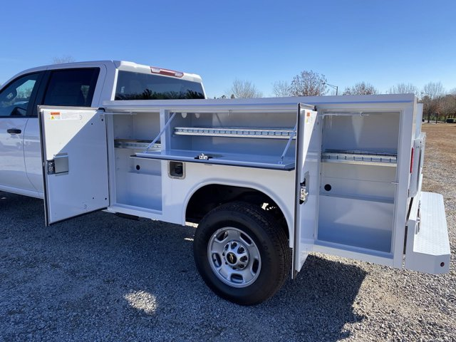 2020 Chevrolet Silverado 2500 Crew Cab 4x2, Reading SL Service Body #CL04177 - photo 12