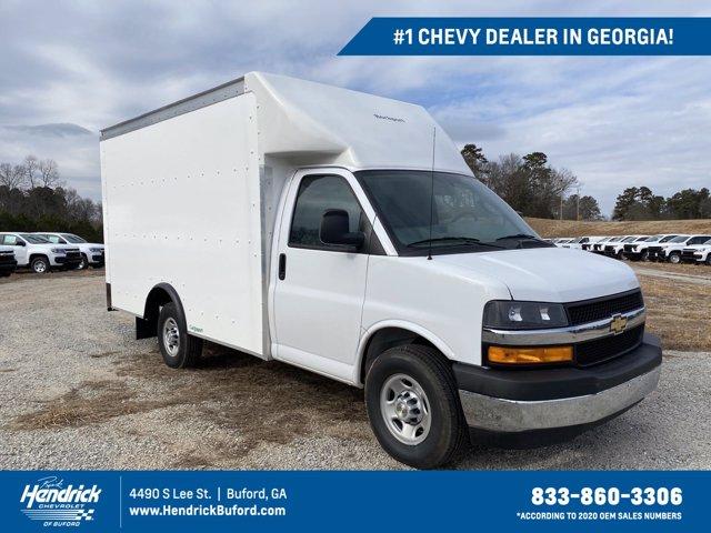2020 Chevrolet Express 3500 4x2, Cutaway #CL11126 - photo 1