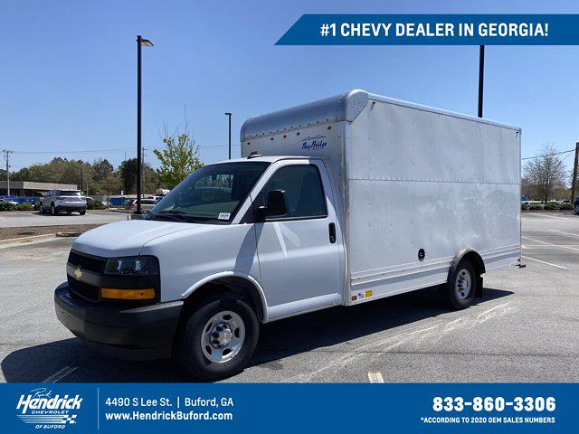 2020 Chevrolet Express 3500 4x2, Bay Bridge Cutaway Van #CL11249 - photo 1