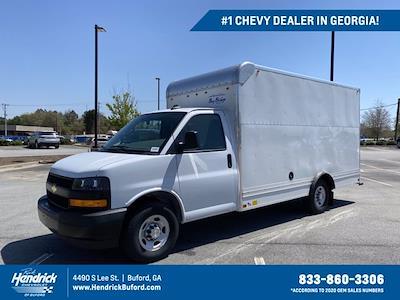 2020 Chevrolet Express 3500 4x2, Bay Bridge Cutaway Van #CL11249 - photo 1
