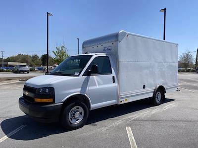 2020 Chevrolet Express 3500 4x2, Bay Bridge Cutaway Van #CL11249 - photo 4