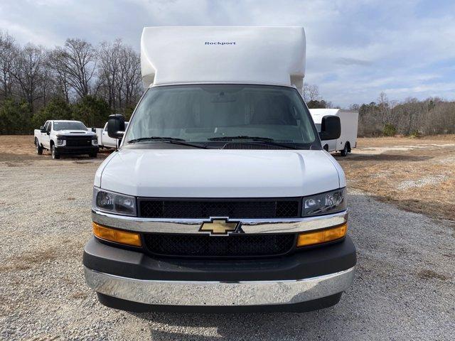 2020 Chevrolet Express 3500 4x2, Rockport Cargoport Cutaway Van #CL11913 - photo 9