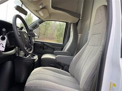 2020 Chevrolet Express 3500 4x2, Rockport Cargoport Cutaway Van #CL11913 - photo 14