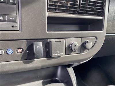 2020 Chevrolet Express 3500 4x2, Rockport Cargoport Cutaway Van #CL11913 - photo 22