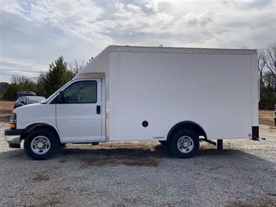 2020 Chevrolet Express 3500 4x2, Rockport Cargoport Cutaway Van #CL11913 - photo 7