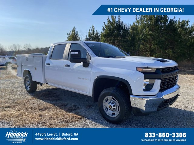 2020 Chevrolet Silverado 2500 Crew Cab 4x4, Reading Service Body #CL18055 - photo 1