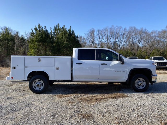 2020 Chevrolet Silverado 2500 Crew Cab 4x4, Reading Service Body #CL20318 - photo 1