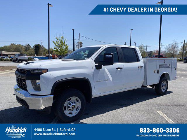 2020 Chevrolet Silverado 2500 Crew Cab 4x2, Reading Service Body #CL22093 - photo 1