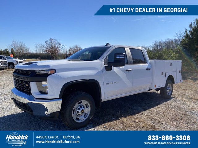 2020 Chevrolet Silverado 2500 Crew Cab 4x2, Warner Service Body #CL25352 - photo 1