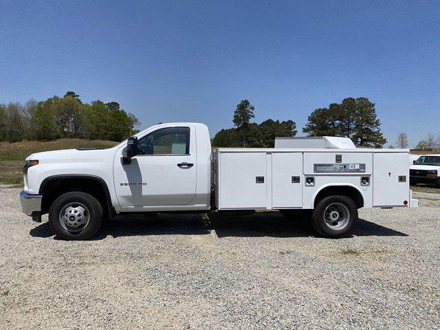 2020 Chevrolet Silverado 3500 Regular Cab DRW 4x4, Reading SL Service Body #CL37597 - photo 5