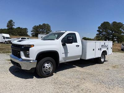 2020 Chevrolet Silverado 3500 Regular Cab DRW 4x4, Reading SL Service Body #CL37597 - photo 4