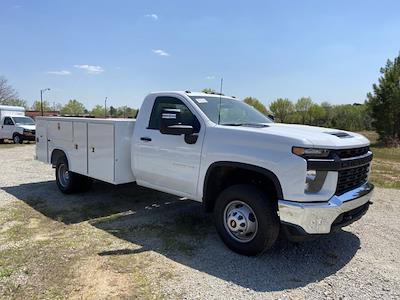 2020 Chevrolet Silverado 3500 Regular Cab DRW 4x4, Reading SL Service Body #CL37597 - photo 7
