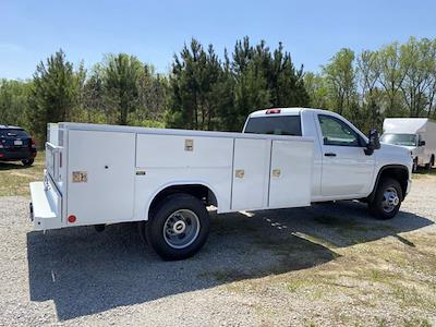 2020 Chevrolet Silverado 3500 Regular Cab DRW 4x4, Reading SL Service Body #CL37597 - photo 8