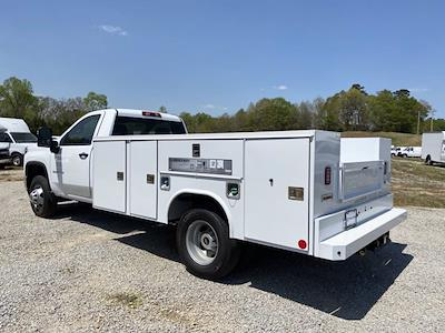 2020 Chevrolet Silverado 3500 Regular Cab DRW 4x4, Reading SL Service Body #CL37597 - photo 2