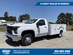 2020 Chevrolet Silverado 3500 Regular Cab DRW 4x4, Reading SL Service Body #CL37597 - photo 1