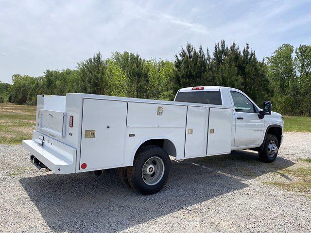 2020 Chevrolet Silverado 3500 Regular Cab DRW 4x4, Reading SL Service Body #CL37613 - photo 9