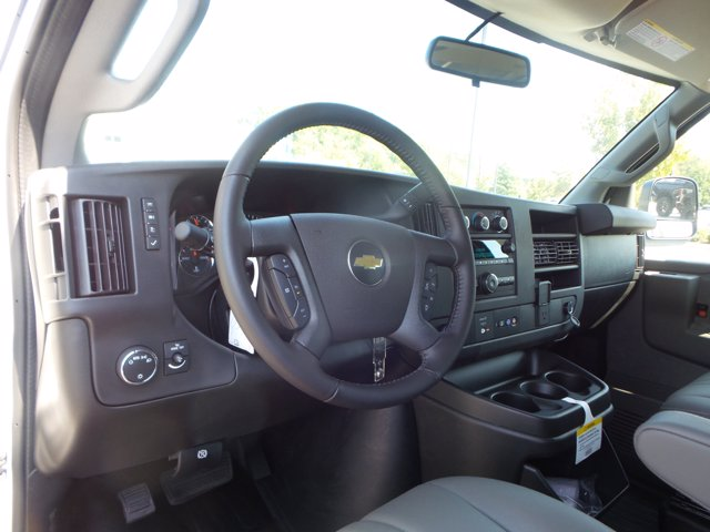 2020 Chevrolet Express 2500 RWD, Adrian Steel Upfitted Cargo Van #CL41742 - photo 28