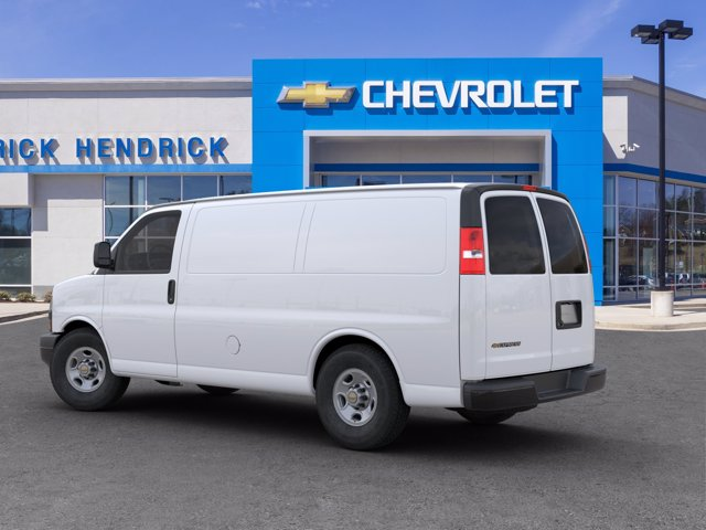 2020 Chevrolet Express 2500 4x2, Adrian Steel Commercial Shelving Upfitted Cargo Van #CL41742 - photo 5