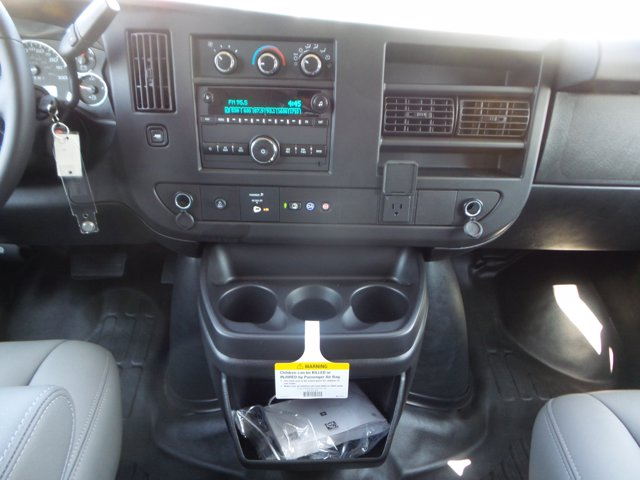 2020 Chevrolet Express 2500 4x2, Adrian Steel Commercial Shelving Upfitted Cargo Van #CL41742 - photo 32