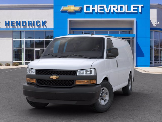 2020 Chevrolet Express 2500 4x2, Adrian Steel Commercial Shelving Upfitted Cargo Van #CL41742 - photo 8