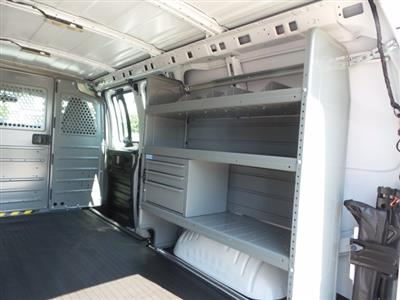 2020 Chevrolet Express 2500 4x2, Adrian Steel Commercial Shelving Upfitted Cargo Van #CL41742 - photo 16