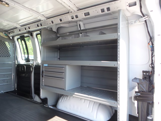 2020 Chevrolet Express 2500 RWD, Adrian Steel Upfitted Cargo Van #CL41871 - photo 16
