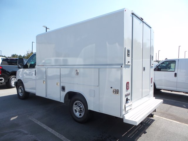 2020 Chevrolet Express 3500 RWD, Reading RVSL Service Utility Van #CL54645 - photo 11