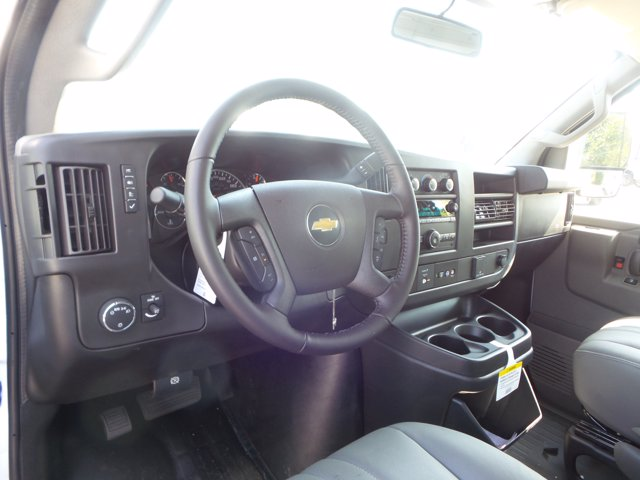 2020 Chevrolet Express 3500 RWD, Reading RVSL Service Utility Van #CL54645 - photo 22