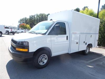 2020 Chevrolet Express 3500 RWD, Reading RVSL Service Utility Van #CL54645 - photo 8