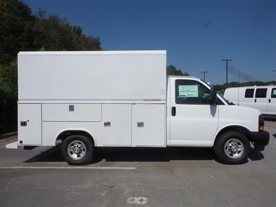 2020 Chevrolet Express 3500 RWD, Reading RVSL Service Utility Van #CL54645 - photo 3