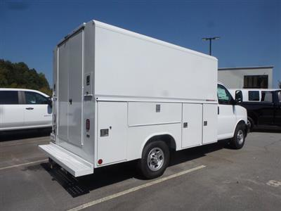 2020 Chevrolet Express 3500 RWD, Reading RVSL Service Utility Van #CL54645 - photo 2