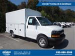 2020 Chevrolet Express 3500 RWD, Reading RVSL Service Utility Van #CL54645 - photo 1