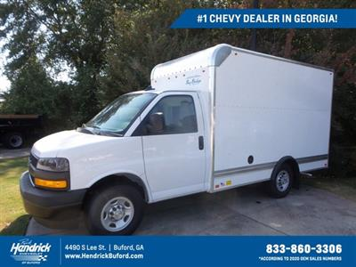2020 Chevrolet Express 3500 4x2, Bay Bridge Cutaway Van #CL56192 - photo 1