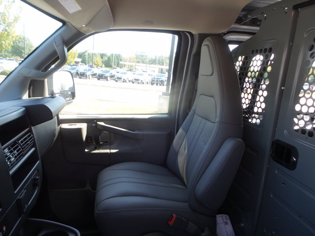 2020 Chevrolet Express 2500 4x2, Adrian Steel Commercial Shelving Upfitted Cargo Van #CL59560 - photo 26