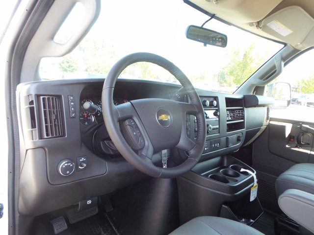 2020 Chevrolet Express 2500 4x2, Adrian Steel Commercial Shelving Upfitted Cargo Van #CL59560 - photo 28