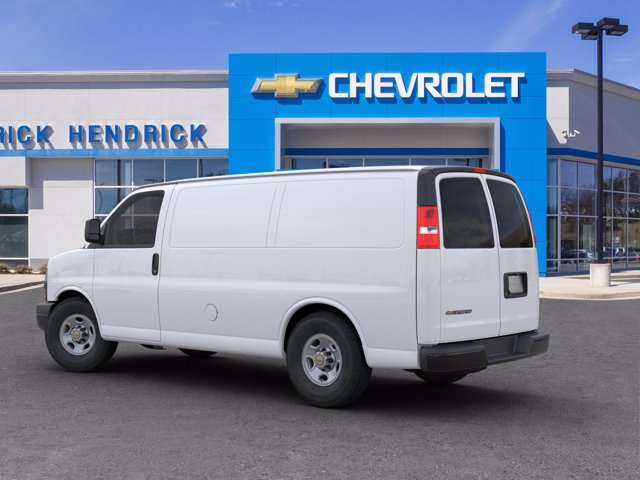 2020 Chevrolet Express 2500 RWD, Adrian Steel Commercial Shelving Upfitted Cargo Van #CL59560 - photo 5
