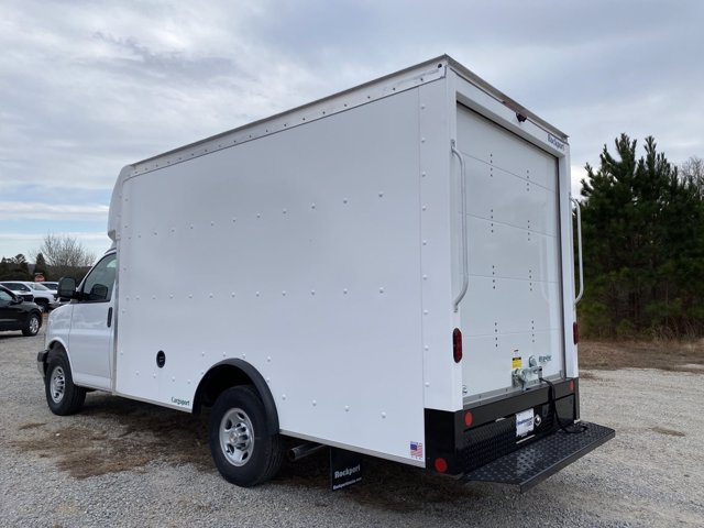 2020 Chevrolet Express 3500 4x2, Rockport Cargoport Cutaway Van #CL65207 - photo 10